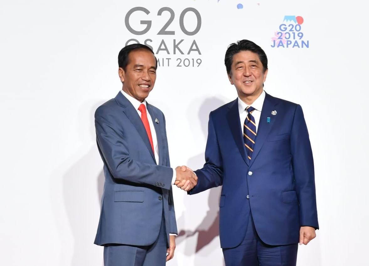 Ucapan Selamat Dari Pemimpin Dunia Mengalir Ke Presiden Jokowi Di Ktt G20 Osaka